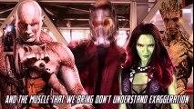KYLO REN vs STAR LORD - Epic Rap Battle!!! Star Wars VS Guardians of the Galaxy | Superheroes | Spiderman | Superman | Frozen Elsa | Joker