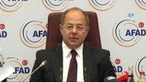 Başbakan Yardımcısı Akdağ:'Elimizde özellikle müdahaleyle ilgili iyi hazırlanmış bir eylem planı var. Ancak tespit ettiğimiz husus şudur, hem genel olarak Türkiye'deki afet yaklaşımının stratejisinin belirlenmesi hem de risk azaltma, müdahal