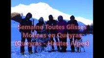 Séjour hivernal à Molines en Queyras