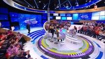 """Laurent Ruquier fait venir Dorothée sur le plateau des """"Enfants de la télé"""" pour faire une surprise à Jérôme Commandeur"""
