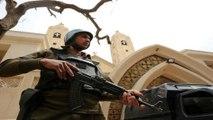 قتلى وجرحى في هجوم على كنيسة في حلوان جنوب القاهرة