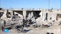 الجيش السوري ينفذ عمليات عسكرية في إدلب إحدى مناطق خفض التصعيد