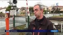 Pyrénées-Atlantique : deux passagers sauvés à un passage à niveau
