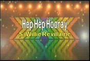 Willie Revillame Hep Hep Hooray Karaoke Version