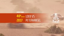 40° edición - N°39 - 2017: Loeb vs Peterhansel - Dakar 2018