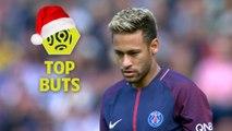 Top 5 buts joueurs Brésiliens | mi-saison 2017-18 | Ligue 1 Conforama