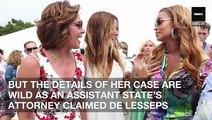 Luann De Lesseps Heads To Rehab After Drunken Arrest: 'I Am Truly Embarrassed'