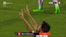 0-1 Marco Mancosu Goal Italy  Serie C  Girone C - 29.12.2017 Trapani Calcio 0-1 US Lecce