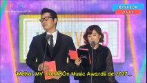 [Legendado PT-BR] BTS ganha prêmio de melhor MV! @MMA2017