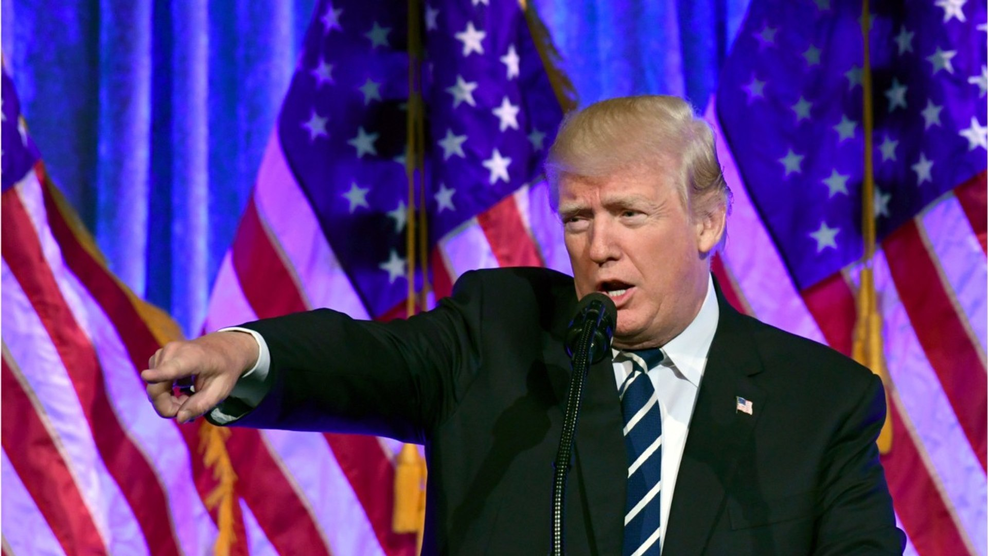 Trump's Simple Press Strategy