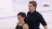 Coline Keriven & Noël-Antoine Pierre - Free skate - French Figure Skating Champs 2017 - Nantes