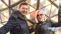 'NYRE' Hosts Ryan Seacrest & Jenny McCarthy Discuss BTS, Mariah Carey & More | Billboard News