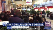 SNCF: Guillaume Pepy s'explique