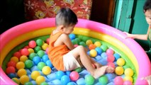 Indoor Playground Family Fun For Kids - Kids Playing Ball In The House _ Haus Toys-7