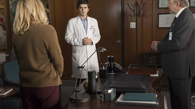 The Good Doctor Season 1 Episode 11 - Islands: Part One || ABC