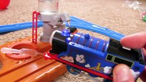 Thomas and Friends _ Thomas Train TOMY Trackmaster Steam Tower _ Fun Toy Trains for Kid