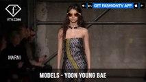 Yoon Young Bae Korean Fashion Model of the Moment F/W 17-18 | FashionTV | FTV