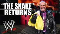 Jake 'The Snake' Roberts returns to WWE - WWE Entertainment