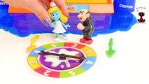 Smurfs Wall Game with Gargamel & Smurfs Smurfette, Brainy, Clumsy, Papa Smurf & Hefty! Slime Fun!