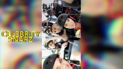 Kourtney Kardashian | Snapchat Videos | January 28th 2017 | ft Kylie Jenner, Kim Kardashia