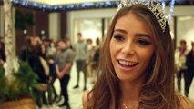 Miss Corse de passage à l'Atrium d'Ajaccio