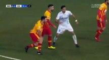 Massimo Coda  Goal HD - Benevento1-0Chievo 30.12.2017