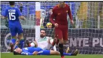 All Goals & highlights HD  - Roma 1-1 Sassuolo 30.12.2017