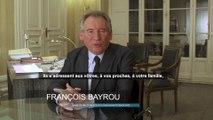 François Bayrou, vœux 2018