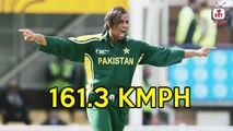 Top 10 fastest balls in cricket | Fastest Bowlers | Fastest bowling