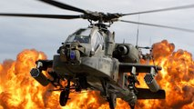 Great Invention - The Boeing AH-64 Apache helicopter