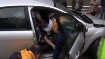Bursa İnegöl'de Kaza: 1 Ölü, 1 Yaralı