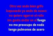Larry Hernandez - Piloto Canabis (Karaoke)