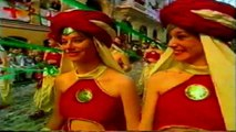 Moros y Cristianos Alcoy 2003 Alférez Moro Filá Verdes (Canal9)