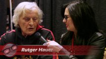 WinterCon 2017 - Rutger Hauer Interview
