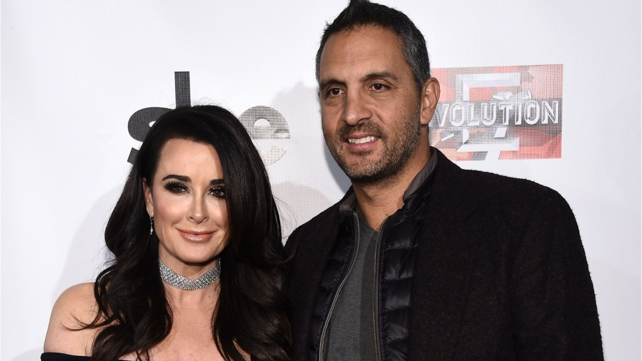 Kyle Richards' Husband Speaks Out After Home Burglary