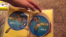 CatDog: The Complete Series DVD Unboxing and Review - Nickelodeon Nicktoons Animated Cartoon