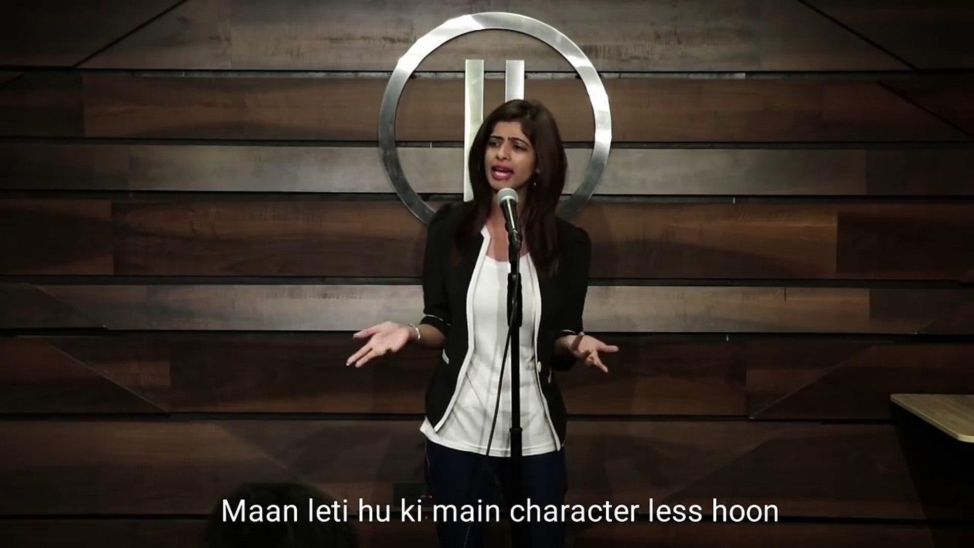 Haan Main Characterless Hoon - Pooja Sachdeva