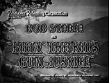Billy The Kid (1940) GUN JUSTICE part 1/2