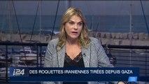 Des roquettes iraniennes tirées depuis Gaza