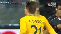 Gameiro marque un triplé en match amical avec l'Atletico