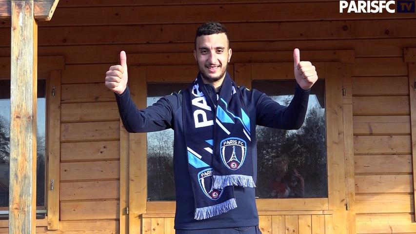 Le Paris FC vous souhaite une bonne année 2018 !