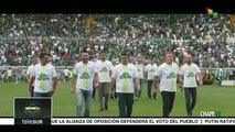 Goles al Bate: Homenaje al club de futbol Chapecó
