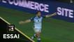 TOP 14 - Essai Ludovic RADOSAVLJEVIC (CO) - Clermont - Castres - J14 - Saison 2017/2018