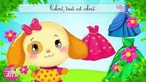 Les chansons sur les couleurs - 20 min de comptines éducatives pour apprendre - Titounis - YouTube
