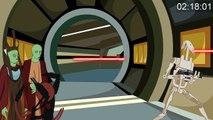 Star Wars Episodes I-III in 3 Minutes (Star Wars Animation)