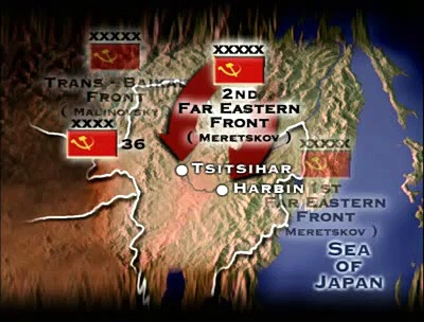 Manchuria : The Forgotten Victory