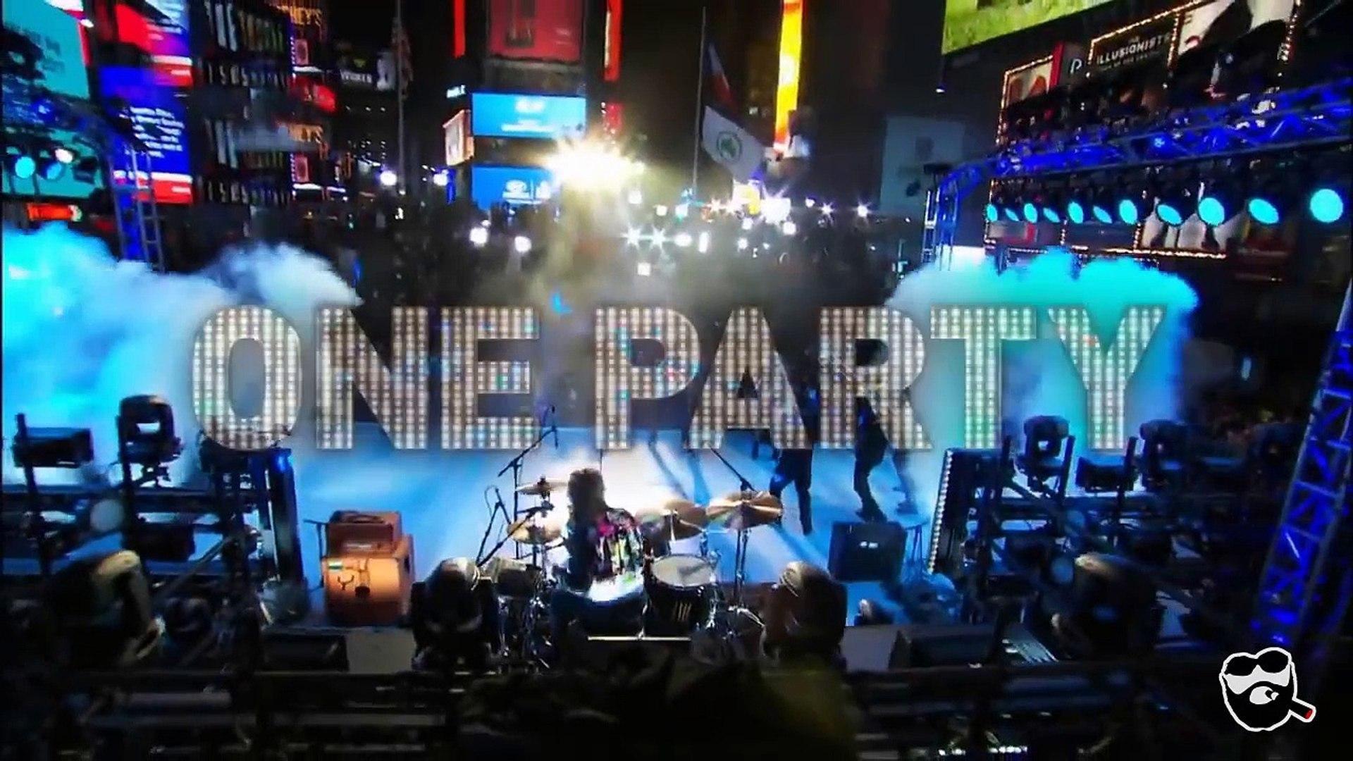 Dick Clark's New Year's Rockin' Eve with Ryan Seacrest 2018 Full Stream