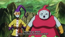 C17 and C18 Saves Goku From Ribrianne and Rozie - Dragon Ball Super Episode 117 English Sub