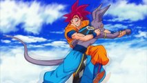 Goku Pays Beerus Back For Earlier Flip In Forehead - Dragon Ball Super Episode 10 English Sub