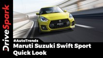 This New Year 2018 Brings The New Swift Sport To India - DriveSpark